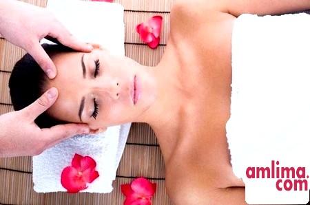 Точковий масаж обличчя - ваше здоров'я у ваших руках!