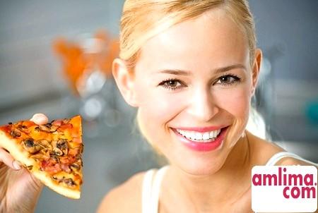 Тонка піца з фаршем