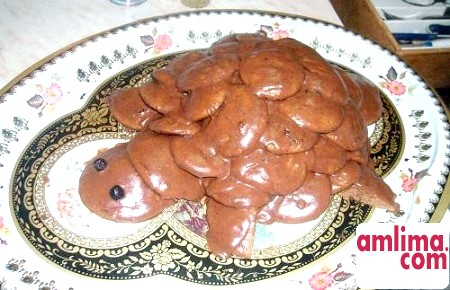 різні рецепти торта черепаха