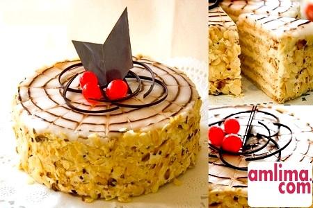 Торт Естерхазі