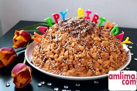 Торт «Мурашник»: рецепт домашньої випічки