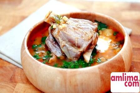 Три рецепта супів з бараниною