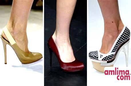 Туфлі човники 2015 - головний взуттєвої тренд сезону