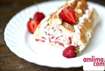 Сирний торт «Будиночок» для маленьких ласунів