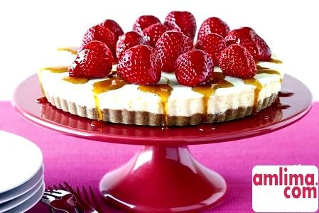 Сирний торт: рецепти смачного десерту