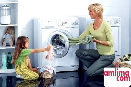 Догляд за домашньою помічницею: чистка пральної машини