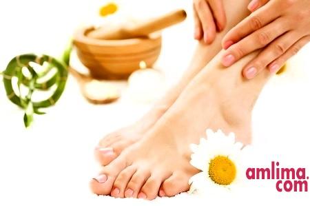 Догляд за ногами в домашніх умовах. Будьте прекрасні у всьому!