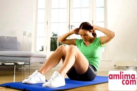 ефективні вправи для красивої фігури