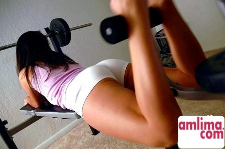 Вправи для ніг від целюліту в домашніх умовах