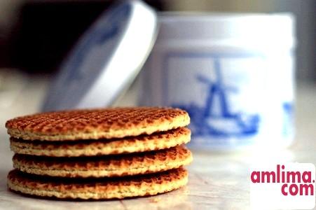 Хрусткі вафлі: десерт для дітей і дорослих