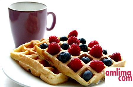 Вафлі в вафельниці: рецепт десерту на кожен день