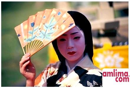 Верх сексуальності японських гейш