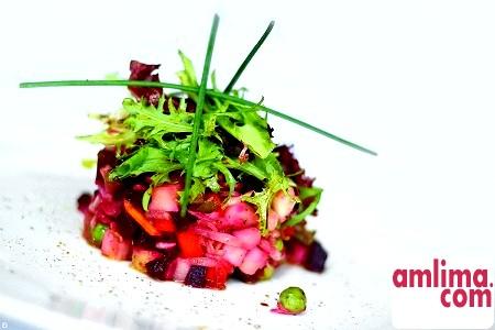 Вінегрет - багатоликий російська салат
