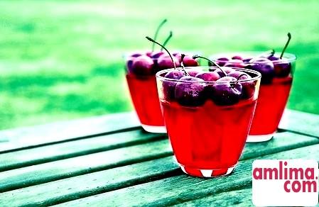 Вишневий кисіль: рецепт душевного напою