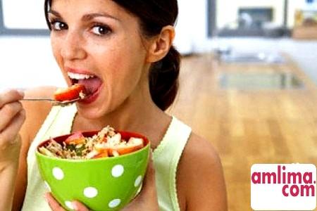 Вітамінно - білкова дієта. Потужний удар по зайвій вазі