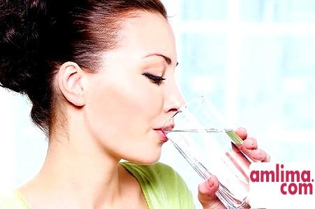 Вода як чудовий інгредієнт для схуднення