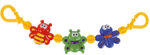 Фото - Підвісні іграшки в ліжечко або коляску