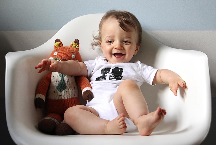 Все про розвиток дитини на 11 місяці життя