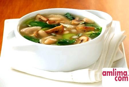Всі про смачне і ароматному супі з свіжих грибів