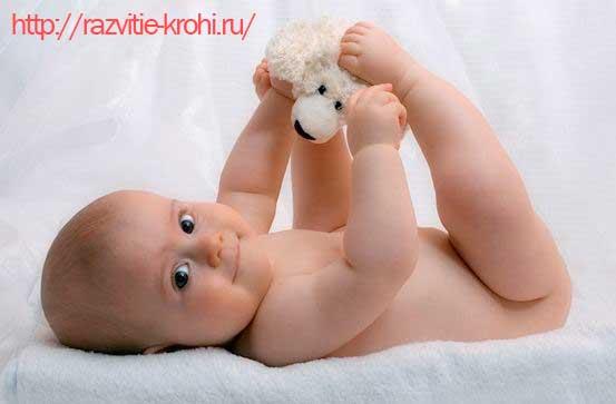 Другий місяць життя новонародженого