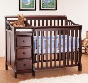 Вибираємо ліжечко для новонародженого