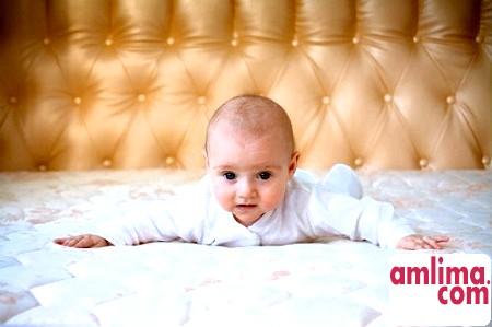 Вибираємо матрац в дитяче ліжечко