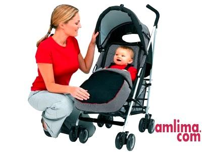 Вибір дитячої коляски