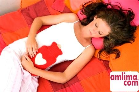 Виділення з статевих органів у жінок