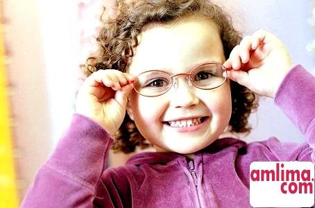Захворювання очей у дітей