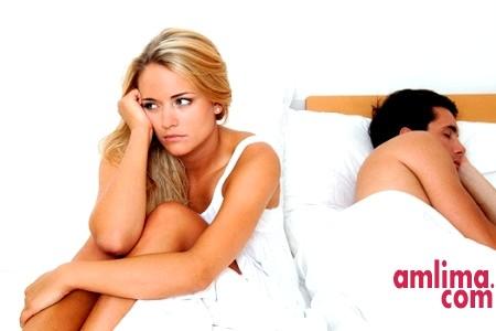 Дружина не хоче сексу. Чому?