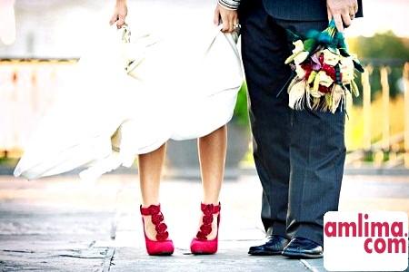 Жіноча весільна взуття: особливі моделі для торжества